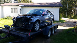 2002 BMW 325xi for part out