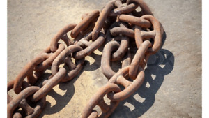 Wanted  ship anchor chain