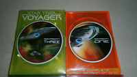 Coffrets DVD Star Trek Voyager collector dvd sets