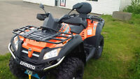 CFORCE 800cc V-Twin, 2-UP ATV with POWER STEERING!!  $35 / WEEK!