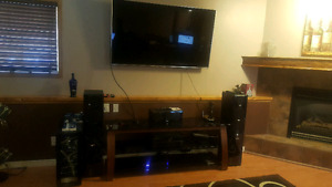 "Awesome 65"" UHDTV 4k with sound system"