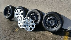 snows and rims for 2010 Camry London Ontario image 1