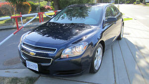 2011 Chevrolet Malibu LS Sedan - Low Kms