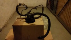 Used Power Steering Pump with Hoses