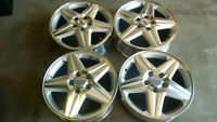"17"" Chevrolet Impala SS ~~~ 5x115mm ~~~ + tires...? ~~~ MINT!!"