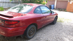 99 ford escort zx2