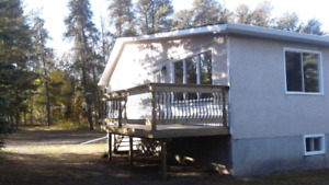 House on acreage for sale