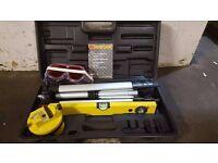Powermaster Laser level kit