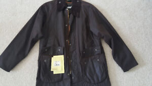 Barbour Bedale - Rustic -- New Unworn sz.34