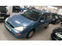 2000 FORD FOCUS LX Blue Auto Petrol