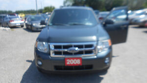 2008 Ford Escape XLT SUV, Crossover London Ontario image 1