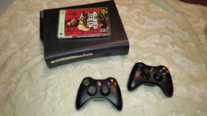 Xbox 360 120GB HDD w/Games