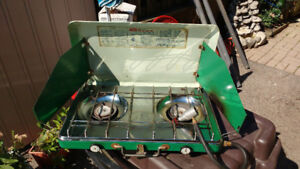 Coleman propane stove or best offer   xxx