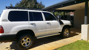 1998 landcruiser Mandurah Mandurah Area Preview