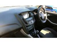 2015 Ford Focus 1.0 EcoBoost Zetec 5dr Petrol Hatchback Hatchback Petrol Manual