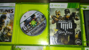 XBox 360 Games -  Collection 2