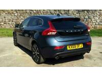 2018 Volvo V40 T3 INSCRIPTION AUTOMATIC BLIS, Leather, Rear Camera, Heated Front