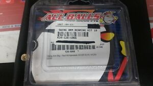 1992 AND 93 KX 250 SWINGARM BEARING KITS. THERE ARE 6