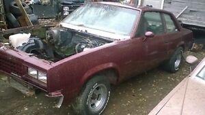 1981 Chevy 2 door Malibu