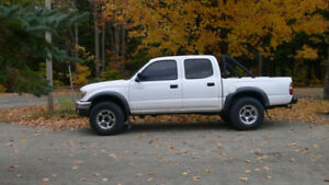 2001 Toyota Tacoma TRD double cab 4 door