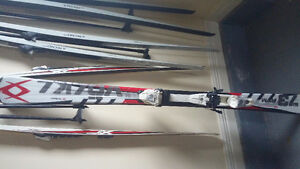 2014 Volkl RTM 73 Skis (153cm) with Marker Rail Mounted Bindings