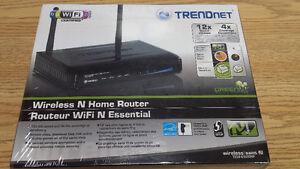 Wireless Router TrendNet TEW-652