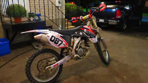 2007 Yamaha YZ250F Awesome Condition
