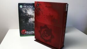 Selling Limited Edition 2tb Xbox one S (Gears of War 4)