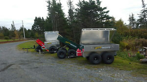 ATV CARGO AND DUMP TRAILER St. John's Newfoundland image 2