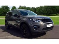 2016 Land Rover Discovery Sport 2.0 TD4 180 HSE Black 5dr Automatic Diesel Estat