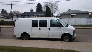 2001 GMC Savana Other