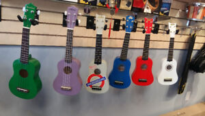Ukulele SPECIAL PRICE From  35$