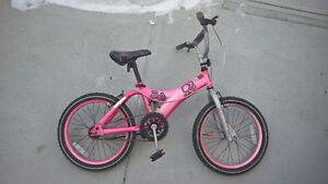 """Barbie Bike, BMX, 18"""" wheel"""