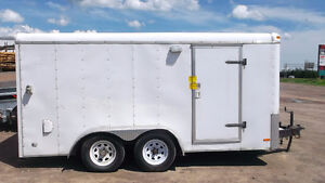 CATERING OR CONCESSION TRAILER