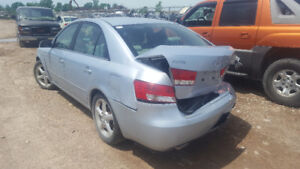 2006 SONATA. JUST IN FOR PARTS AT PIC N SAVE! WELLAND
