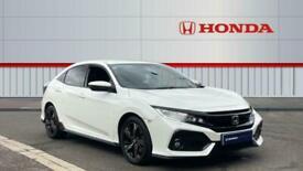image for 2018 Honda Civic 1.5 VTEC Turbo Sport 5dr CVT Petrol Hatchback Auto Hatchback Pe