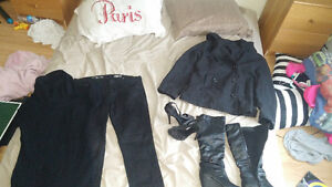 large womans clothing lot