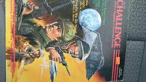 3x GDW Challenge Magazines - Sci-Fi RPG Kitchener / Waterloo Kitchener Area image 3