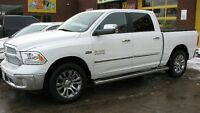 2014 Ram 1500 Longhorn Limited Pickup Truck, AIR SUSPENSION