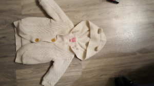 9-12 month sweater