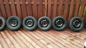 Tires and rims for Wolksvagen Windsor Region Ontario image 3