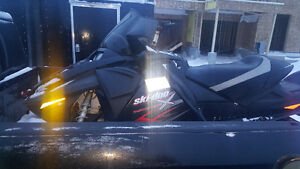 2007 SKI DOO MACH Z 1000 COMPLETE PART OUT