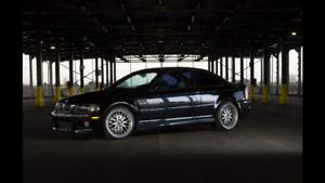 BMW M3 2003 E46 SMG