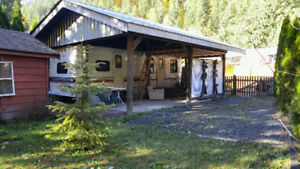 Gorgeous Recreational Lot in Cultus, with Covered Trailer!