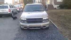 Chevrolet trail blazer 2003