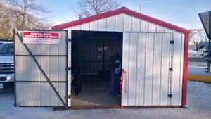 Custom Built Livestock Equipment, Sheds