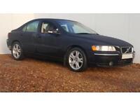 2008 08 VOLVO S60 2.4 SE D5 4D AUTO 183 BHP DIESEL
