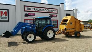 NEW! LS Tractor - Vermeer Baler Package