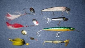 Musky Fishing Lures