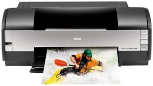 EPSON Stylus 1400 WIDE-FORMAT up to  13'' by 44''